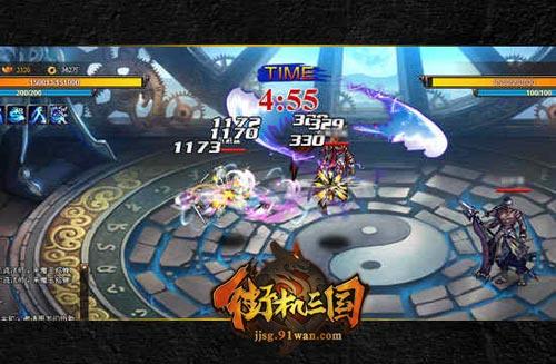...91wan】   91wan游戏平台目前运营着时下最火热的霸域、斗...