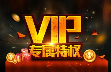 尊贵VIP特权