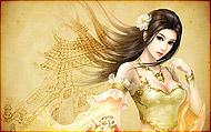 仙剑情游戏原画1