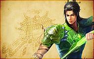 仙剑情游戏原画2