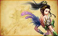 仙剑情游戏原画3