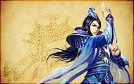仙剑情游戏原画4