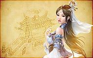 仙剑情游戏原画5
