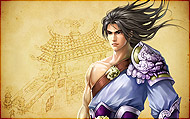 仙剑情游戏原画6